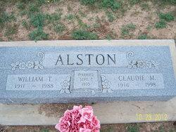 Claudine <i>Christmas</i> Alston