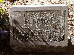 Charles G Byington