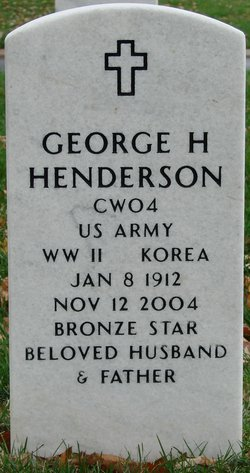 George H Henderson