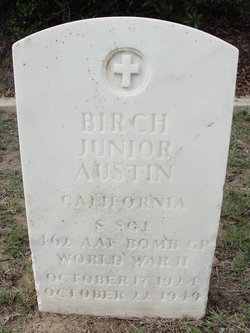 Birch Junior Sandy Austin