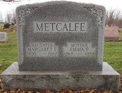 Emma Frances <i>Rohde</i> Metcalfe