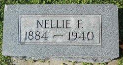 Nellie Florence <i>Jordan</i> Bleeks