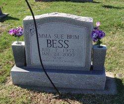 Emma Sue Susie <i>Brim</i> Bess
