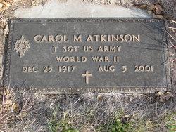Carol M <i>Harris</i> Atkinson