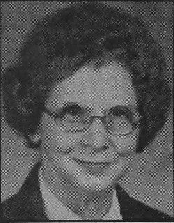 Opal Marie <i>Kemp</i> Acree