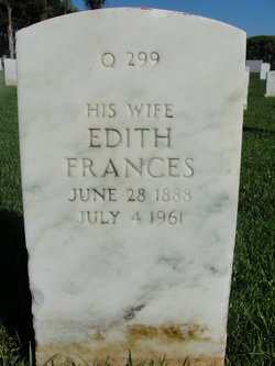 Edith Frances Rice