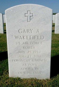 Gary Allen Pops Wakefield