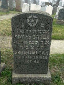 Abraham Levin