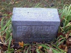 Gertrude <i>Timm</i> Hoelz