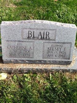 Kelsey F Blair