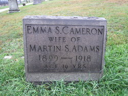 Emma S. <i>Cameron</i> Adams