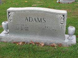 Preston Vincent Adams