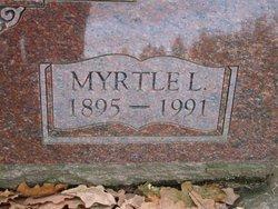 Myrtle L <i>Hoyt</i> Ackerman