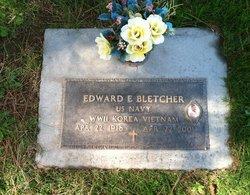 Edward Bletcher