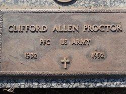 Clifford Allen Proctor