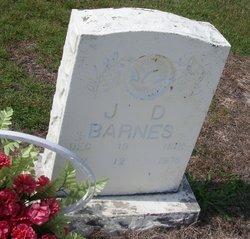 J. D. Barnes