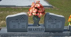 JoAnn Cookie <i>Salter</i> Brantley