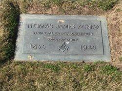Thomas James T.J. Agnew