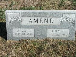 Alma C. Amend