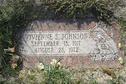 Vivienne S Johnson