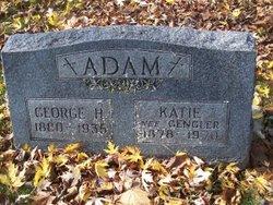 George H. Adam