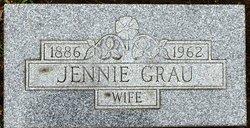 Jennie <i>Lochner</i> Grau