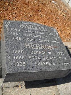 Zachariah Barker