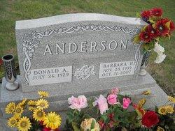 Barbara H. Anderson