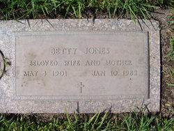 Betty Jones