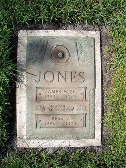 Bess C Jones