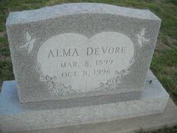 Alma DeVore