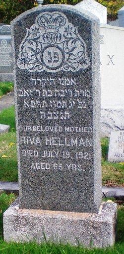Riva Hellman