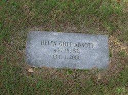Helen <i>Gott</i> Abbott