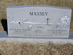 Willie Mae <i>Wiggins</i> Massey