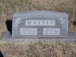 Riley A Massey