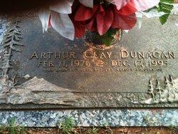Arthur Clay Clay Dunagan