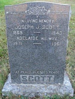 Adelaide <i>Young</i> Scott