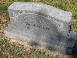 Allen Wayne Swofford