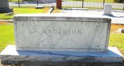 Amanda Lou <i>King</i> Anderson