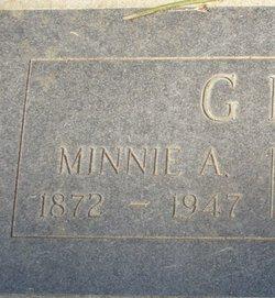 Minnie Augusta <i>Haley</i> Gifford