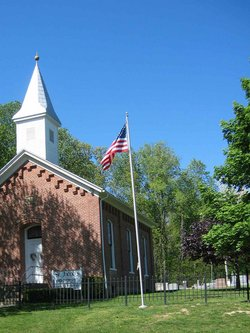 Saint Jacobs Evangelical Protestant Church Cemeter