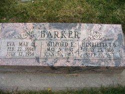 Wilford LeRoy Barker