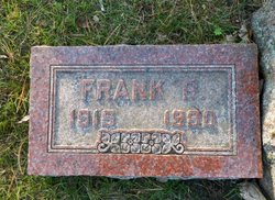 Frank Billie Alley