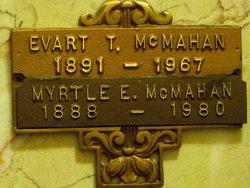 Evart T. McMahan