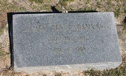 James Pete Adams, Sr