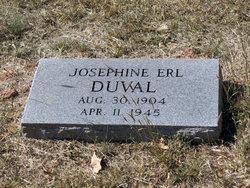Josephine Earl <i>DuVal</i> Bryant
