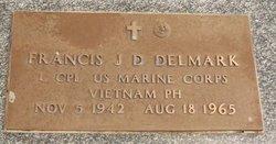 LCpl Francis John Duncan Delmark
