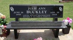Julie Ann <i>Browning</i> Buckley