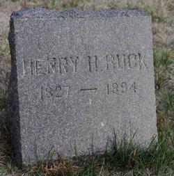 Henry H Buck