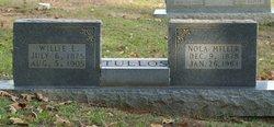 Nola <i>Miller</i> Tullos